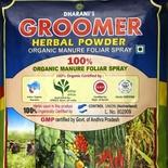 Dharani Groomer Herbal Powder Organic Manure Foliar Spray