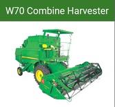 जौन डीयर हार्वेस्टर W70 combine Harvester