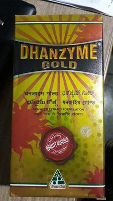 Dhanzyme gold