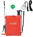 2in1 Battery And Hand sprayer agriculture with LED light